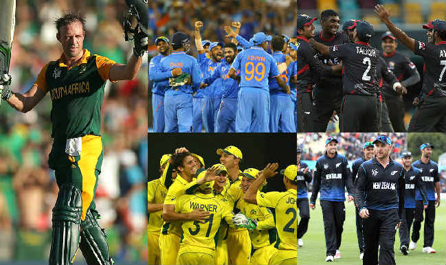 Day 14 Highlights World Cup 2015