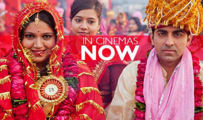 Dum Laga Ke Haisha movie review: Ayushmann Khurrana and ...