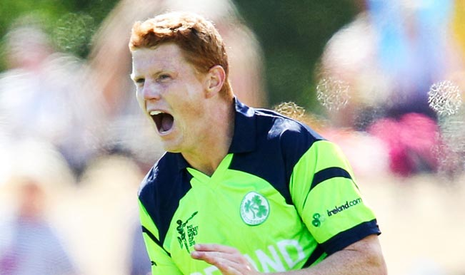 ICC Cricket World Cup 2015: Kevin O'Bried fined for dissent