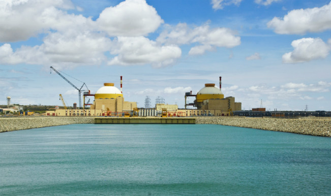 how to get jobs in nuclear power plant in india