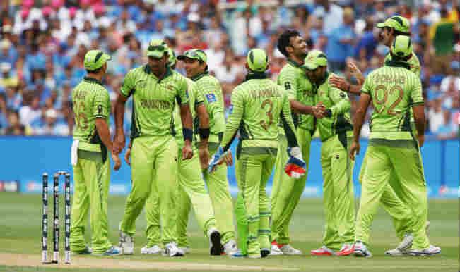 Pakistan Vs West Indies Icc Cricket World Cup 2015 Match