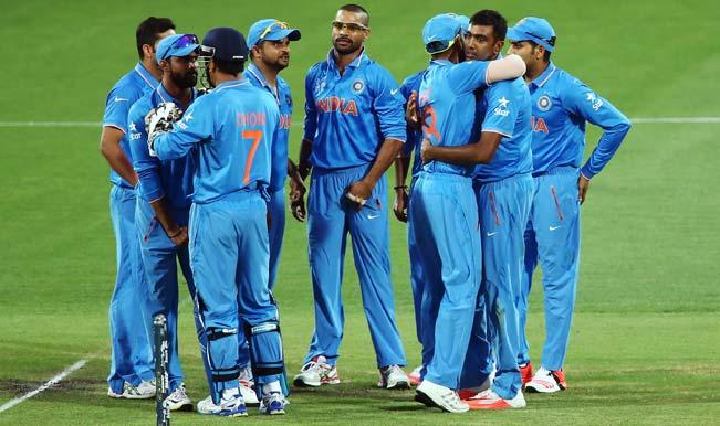 World cup news and photos india vs pakistan live