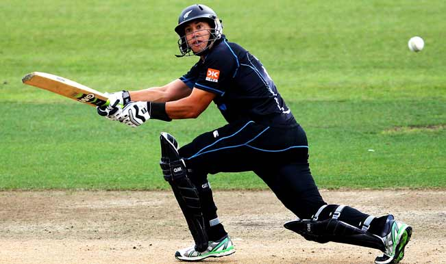 Ross-Taylor-of-New-Zealand-bats-during-the-One-Day-Internatio