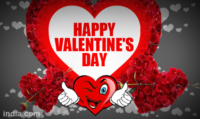 valentine's day 2018: latest romantic sms, whatsapp & facebook, Ideas