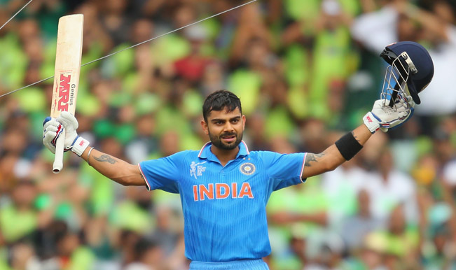 Image result for india pakistan 2015 world cup virat
