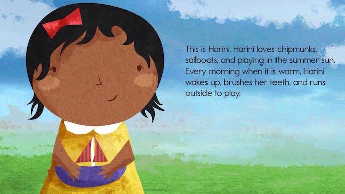 Bharat Babies children's books