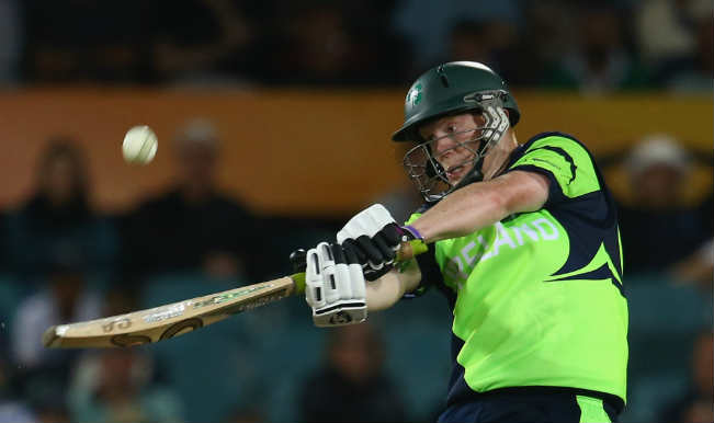Kevin O'Brien OUT! India vs Ireland ICC Cricket World Cup 2015 – Watch Full Video Highlights of Fall of Wicket