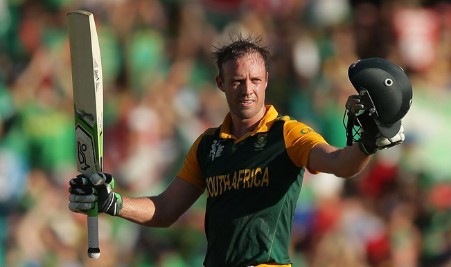 South Africa vs Ireland, ICC Cricket World Cup 2015: AB de Villiers, Dale Steyn among Top 5 Players to Watch Out for in SA vs IRE
