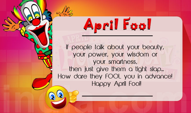 April Fool Pranks New April Fool Jokes Quotes Whatsapp And Sms