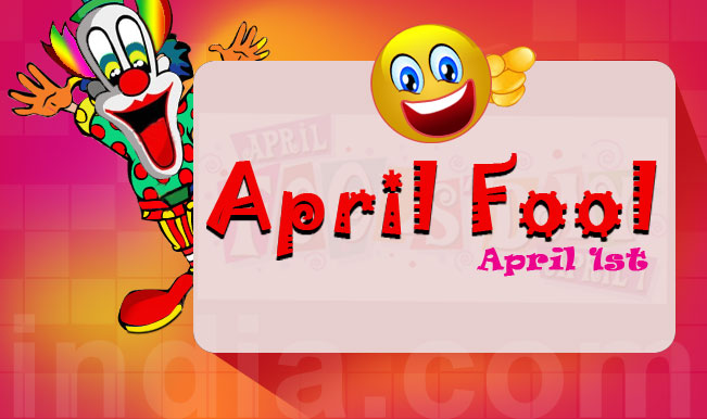 April Fool Pranks: New April Fool Jokes, Quotes, whatsapp and SMS messages to fool your friends and coworkers