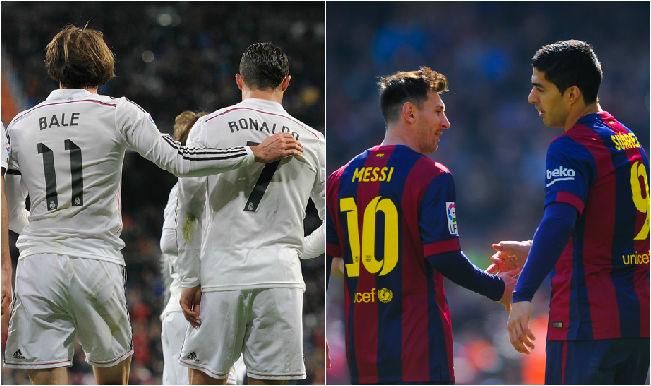 Barcelona vs Real Madrid El Clasico Live Updates and Score ...
