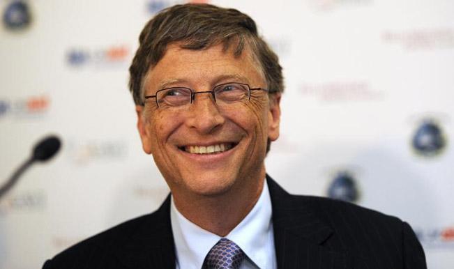 Indien Bill Gates