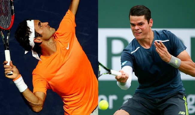 Roger Federer Vs Milos Raonic Indian Wells 2015 Free Live Streaming Telecast Of Bnp Paribas Open Semi Final Match India Com