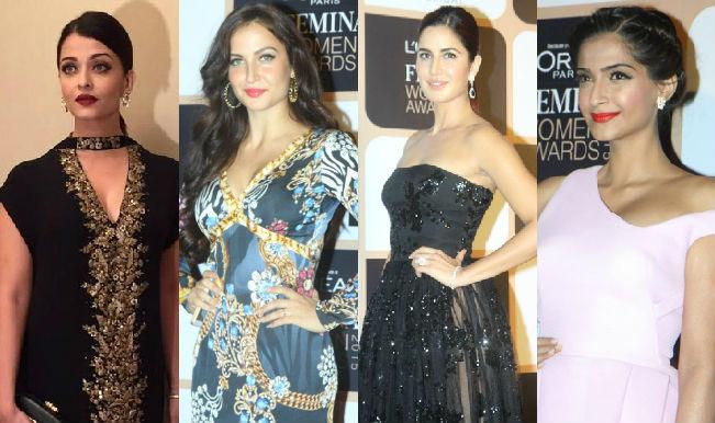 Femina Women Awards collage