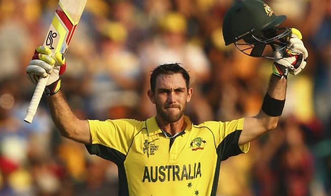 Glenn Maxwell scores 100! Australia vs Sri Lanka, ICC Cricket World Cup 2015 – Watch Full Video Highlights of Glenn Maxwell's hundred | India.com
