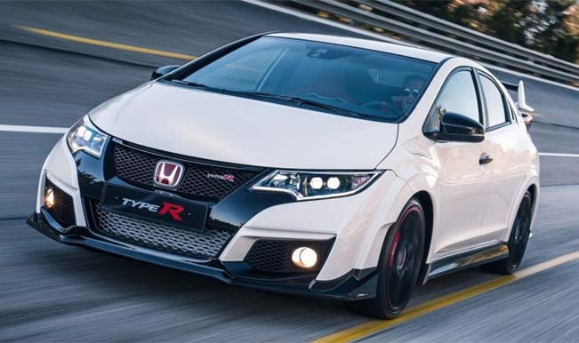 new honda civic type r showcased at geneva motor show. Black Bedroom Furniture Sets. Home Design Ideas