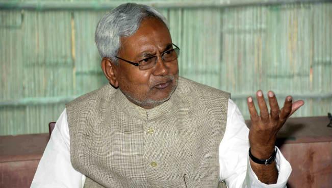 Nitish Kumar 0454
