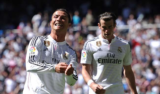 Ronaldo-Bale-vs-Granada