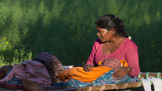 maternal healthcare india