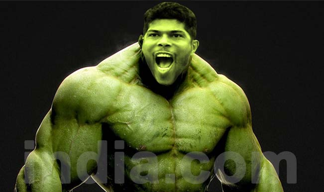Umesh Yadav – The Hulk