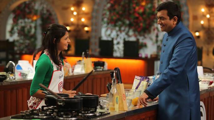 Nikita Gandhi MasterChef Season 4