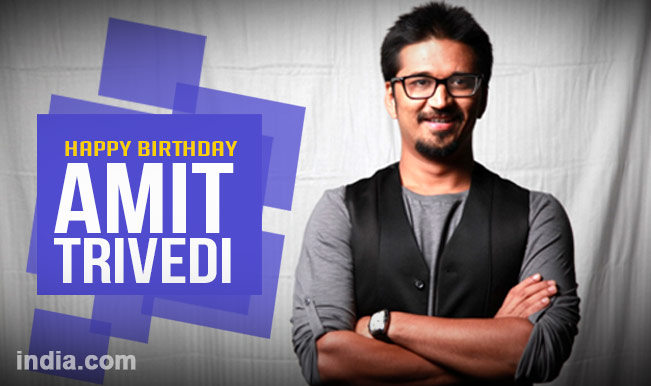 Amit Trivedi Birthday Special: Top 30 songs jukebox of the talented singer-composer