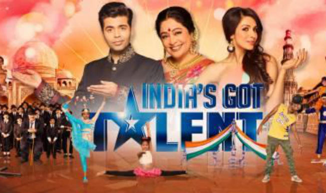 indias got talent