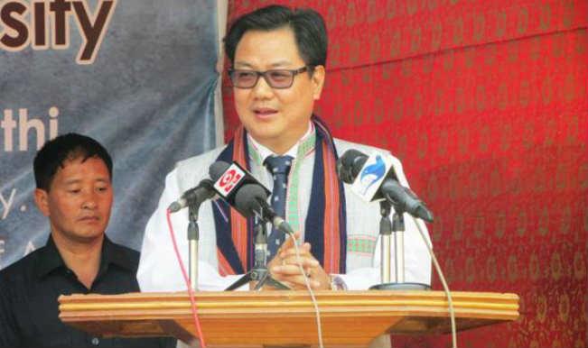 No Violation Of Ceasefire Agreement Will Be Tolerated Kiren Rijiju
