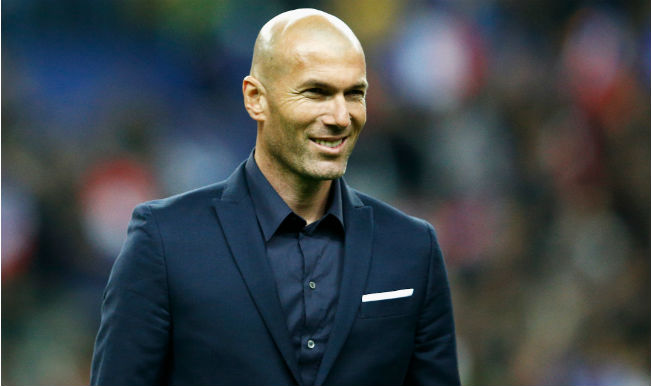 Zinedine Zidane could be Real Madrid's next manager, says Jamie Carragher