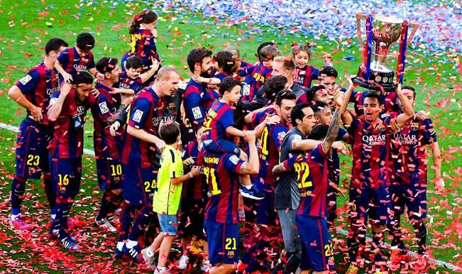 Barcelona-La-Liga