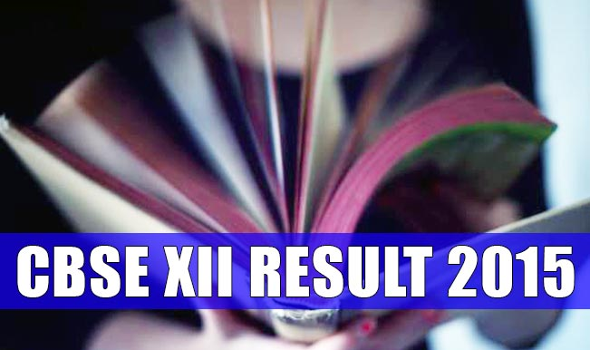 Cbseresults.nic.in & Cbse.nic.in CBSE class 12th (XII) exam results declared, check merit list and complete list of toppers online