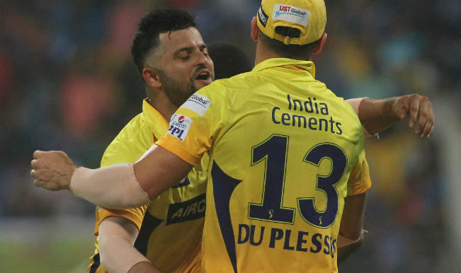 Mumbai Indians vs Chennai Super Kings IPL 2015 Final: Brilliant throw from Faf du Plessis sends Parthiv Patel packing