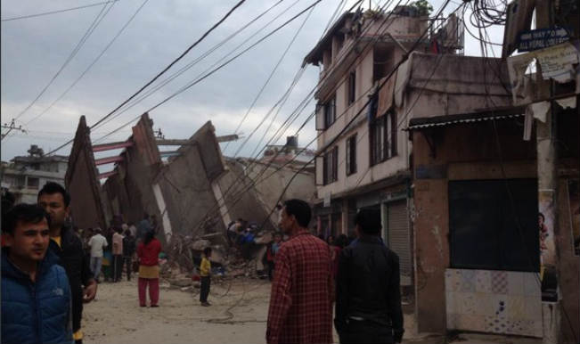 Earthquake Nepal1