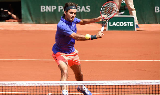 roger federer vs damir dzumhur french open 2015 free live streaming and tennis match telecast. Black Bedroom Furniture Sets. Home Design Ideas