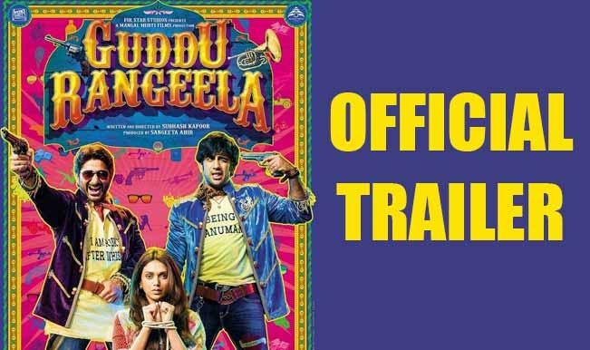 GUDDU Rangeela Official-trailer