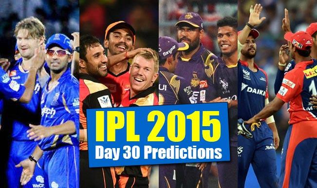 IPL Day 30