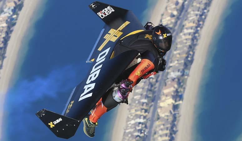 Photo Courtesy: Jetman Official Website