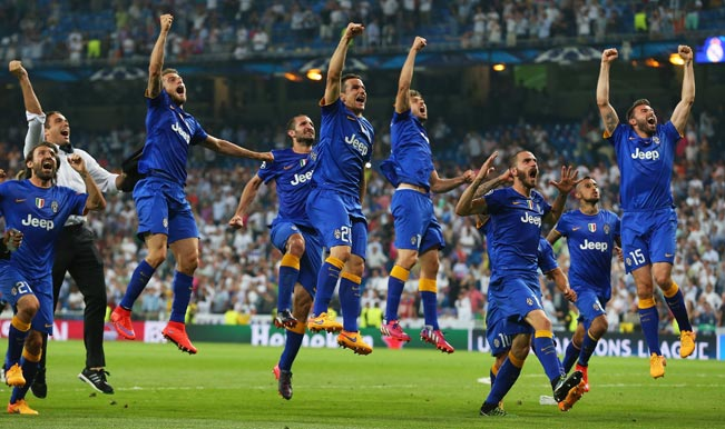 Uefa Champions League 2014 15 Alvaro Morata Sends Real Madrid Packing Books Juventus Date With Barcelona In Berlin Final India Com