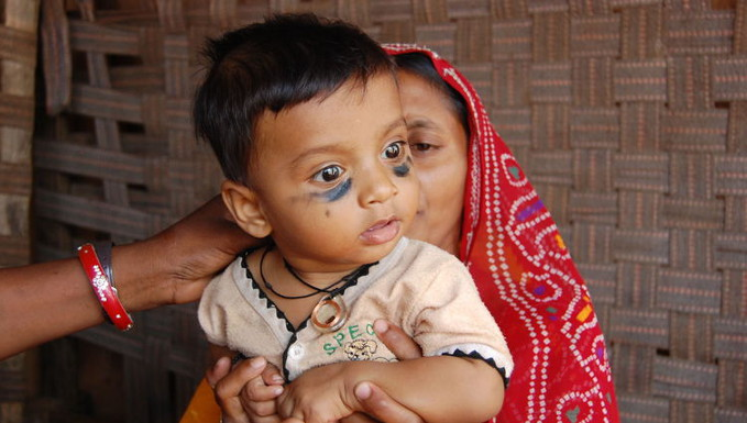 Khushi Baby necklace