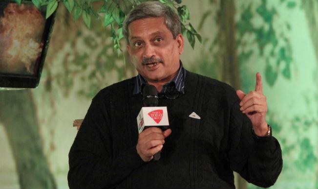 Manohar Parrikar57
