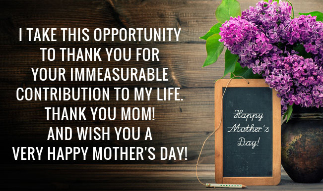 Happy Mother's Day 2015: Best SMS, WhatsApp and Facebook messages to wish  your mother this weekend | India.com