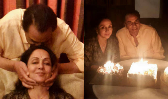 Hema Malini celebrates her anniversay: Love is togetherness, says Dream girl