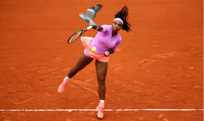 serena french open