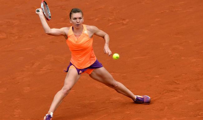 Halep Live Gallery: Simona Halep Vs Evgeniya Rodina, French Open 2015: Free