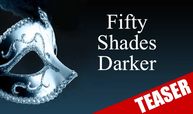Fifty Shades Darker teaser: Mr Grey looks hot with black mask!