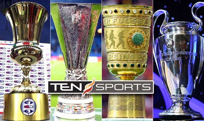 ten sports network prepares for coppa italia europa league german cup and champions league finals india com india com