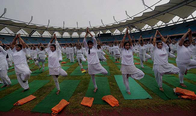 Zee Group Companies Plan Activities To Celebrate International Yoga Day India Com