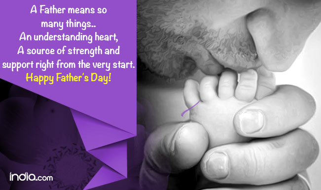 Happy Father's Day 2015: Best SMS, WhatsApp & Facebook messages to