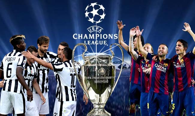 Barcelona Vs Juventus Uefa Champions League 2014 15 Final Preview Barca Hold All Aces Against Juve India Com