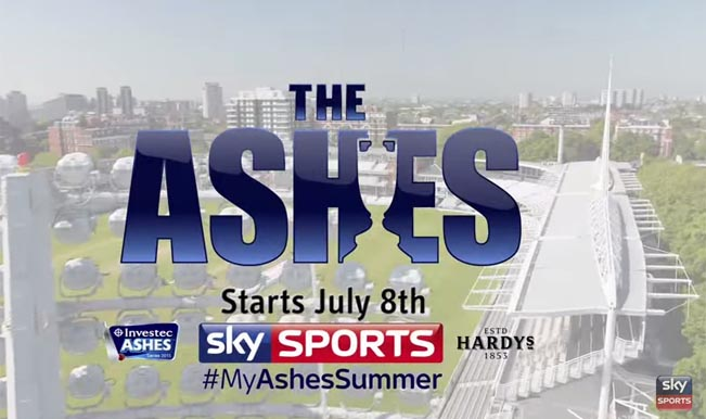 Ashes 2015 promo video: All-time greats come together to invigorate the best battle in test cricket